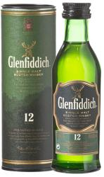 Glenfiddich 12 Years Whiskey 0,5L 40%
