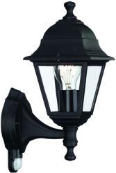Massive - Philips Lima kültéri fali lámpa, fekete 71422/01/30