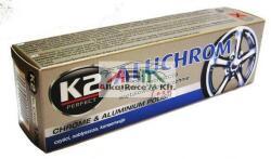 K2 ALUCHROM Fém Polírozó 120g