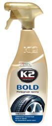 K2 BOLD Gumiápoló 700ml