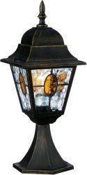 Massive - Philips München kültéri talpas lámpa, fekete 15172/42/10
