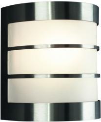 Massive - Philips Calgary kültéri fali lámpa, matt króm 17025/47/10