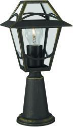 Massive - Philips Babylon kültéri talpas lámpa, fekete 15422/42/10