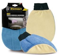 Bottari Mikroszálas+szarvasbőr Törlőkesztyű (32272)