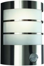 Massive - Philips Calgary kültéri fali lámpa, inox 17026/47/10