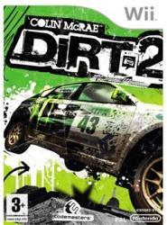 Codemasters Colin McRae DiRT 2 (Wii)