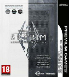 Bethesda The Elder Scrolls V Skyrim [Legendary Edition-Premium Games] (PC)