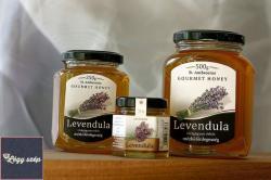 Szent Ambrosius Levendula méz 250g