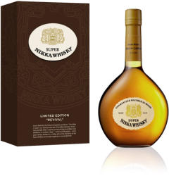 NIKKA WHISKY Super Revival Whiskey 0,7L 43%