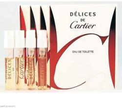 Cartier Delices de Cartier EDT 1.5ml
