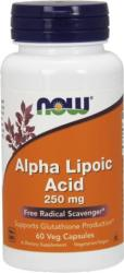 NOW Alpha Lipoic Acid (250mg) kapszula - 60 db