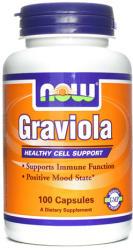 NOW Graviola (500mg) - 100 db