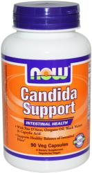 NOW Candida Support kapszula - 90 db