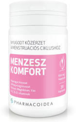 Pharmacoidea Menzesz komfort kapszula - 30 db