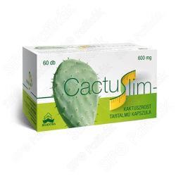 Bioextra Cactuslim fogyasztó kapszula - 60 db