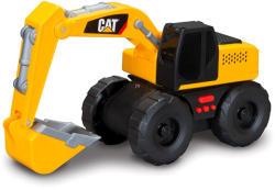 Toy State CAT: Nagy munkagépek - kotrógép 22cm