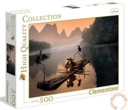 Clementoni Az öreg halász 500 db-os (35022)