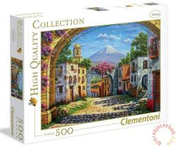Clementoni A vulkán 500 db-os (35025)