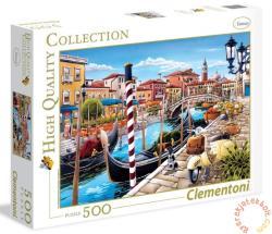 Clementoni Velence 500 db-os (35026)