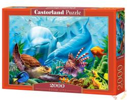 Castorland Óceáni élet 2000 db-os (C-200627)