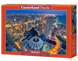 Castorland Towering Dreams Dubai 3000 db-os (C-300457)