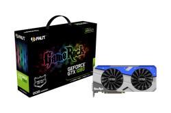 Palit GeForce GTX 1080 GameRock Premium Edition 8GB GDDR5X 256bit PCIe (NEB1080H15P2-1040G)