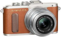 Olympus E-PL8 +Pancake EZ-M1442EZ 14-42mm