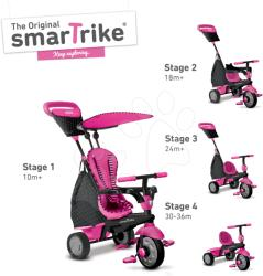 smarTrike Glow Touch Steering 4in1