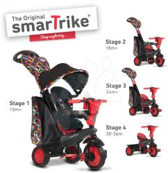 smarTrike Boutique Touch Steering 4in1