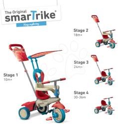 smarTrike Vanilla Touch Steering 4in1