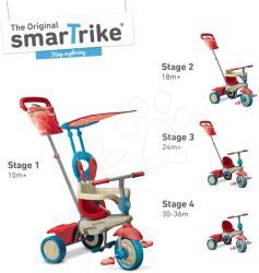 smarTrike Vanilla Touch Steering 4in1