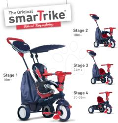 smarTrike Star Blue Touch Steering