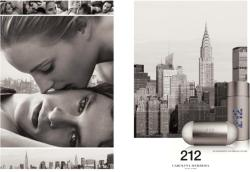 Carolina Herrera 212 NYC EDT 100ml Tester