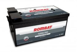 ROMBAT Terra Pro 230Ah 1150A