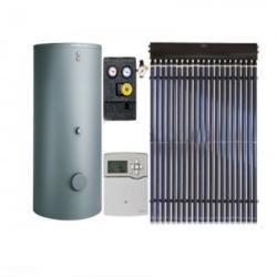 viessmann pachet panouri solare vitosol 200 t sk05661 sistem solar preturi. Black Bedroom Furniture Sets. Home Design Ideas