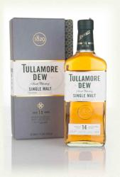 Tullamore D.E.W. 14 Years Single Malt Whiskey 0,7L 41,3%