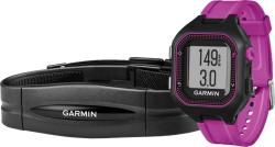 Garmin Forerunner 25 HR Bundle