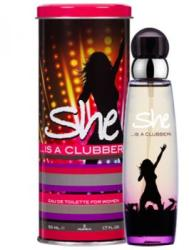 SHE Clubber EDT 50ml