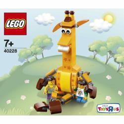 LEGO Creator - Geoffrey (40228)
