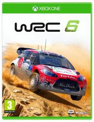 Bigben Interactive WRC 6 World Rally Championship (Xbox One)