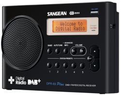 Sangean DPR-69 DAB+