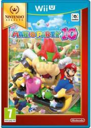 Nintendo Mario Party 10 [Nintendo Selects] (Wii U)