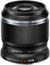 Olympus M Zuiko Digital ED 30mm f/3.5 Macro