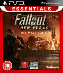 Bethesda Fallout New Vegas [Ultimate Edition-Essentials] (PS3)