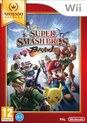 Nintendo Super Smash Bros. Brawl [Nintendo Selects] (Wii)