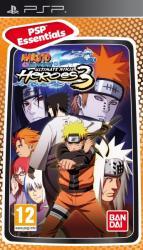 Namco Bandai Naruto Shippuden Ultimate Ninja Heroes 3 [Essentials] (PSP)