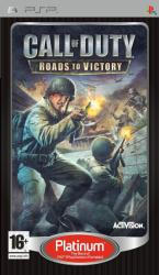 Activision Call of Duty Roads to Victory [Platinum] (PSP)