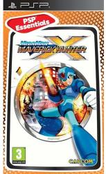 Capcom Mega Man Maverick Hunter X [Essentials] (PSP)