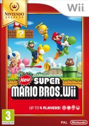 Nintendo New Super Mario Bros. Wii [Nintendo Selects] (Wii)