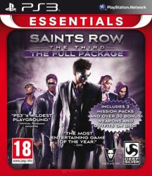 Deep Silver Saints Row The Third [The Full Package-Essentials] (PS3)